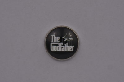 The Godfather Lapel Pin Badge