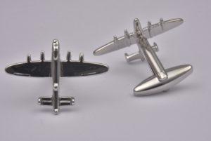 Lancaster Bomber Cufflinks