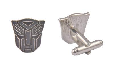 Transformers Metal Cufflinks