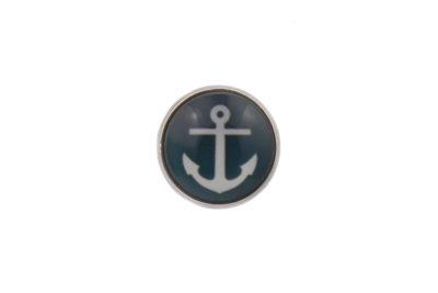 Anchor Lapel Pin Badge