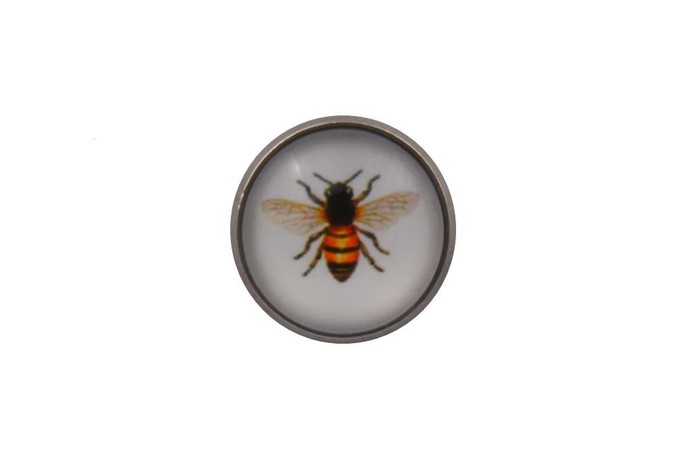 Bee Lapel Pin Badge