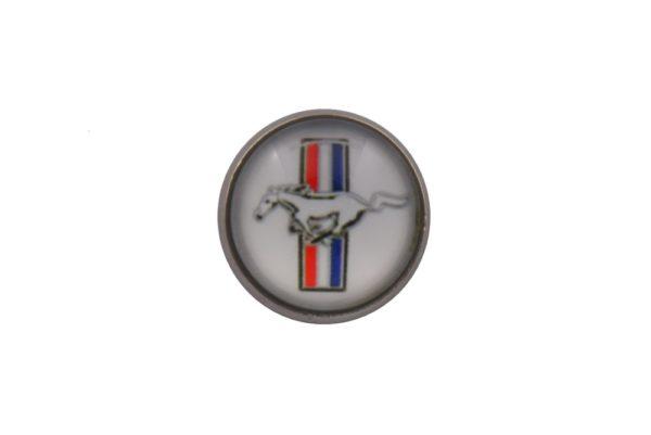 Mustang Lapel Pin Badge