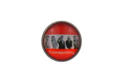 Trainspotting Lapel Pin Badge