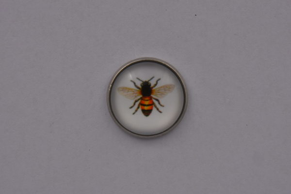 Bee Lapel Pin Badge