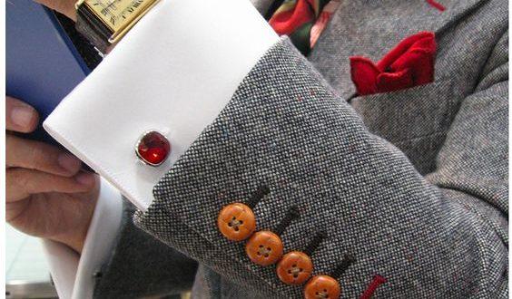 colourful novelty cufflinks