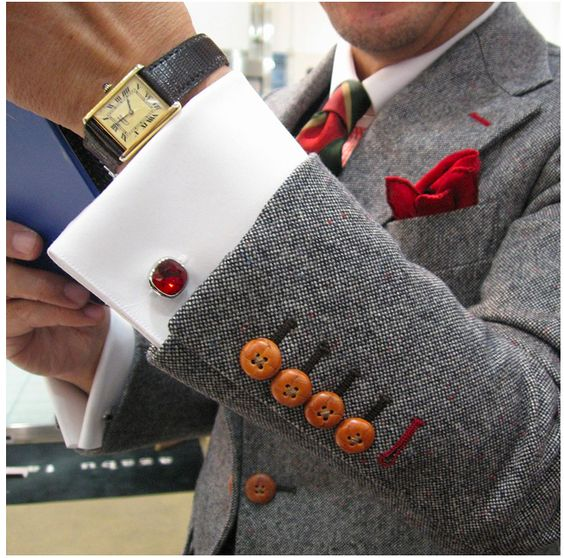 colourful novelty cufflinks