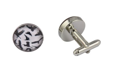 Bird Silhouette Cufflinks