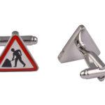 Roadworks Cufflinks
