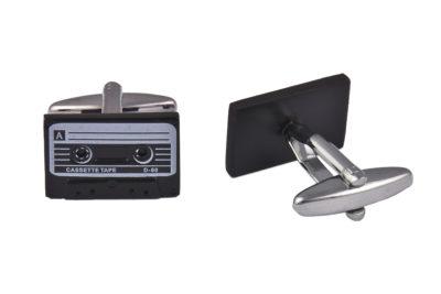 Cassette Tape Cufflinks