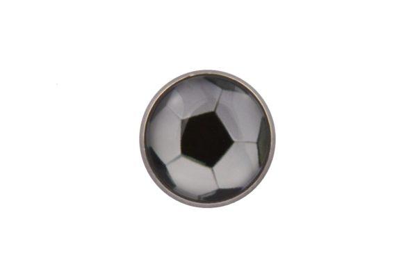 Football Lapel Pin Badge