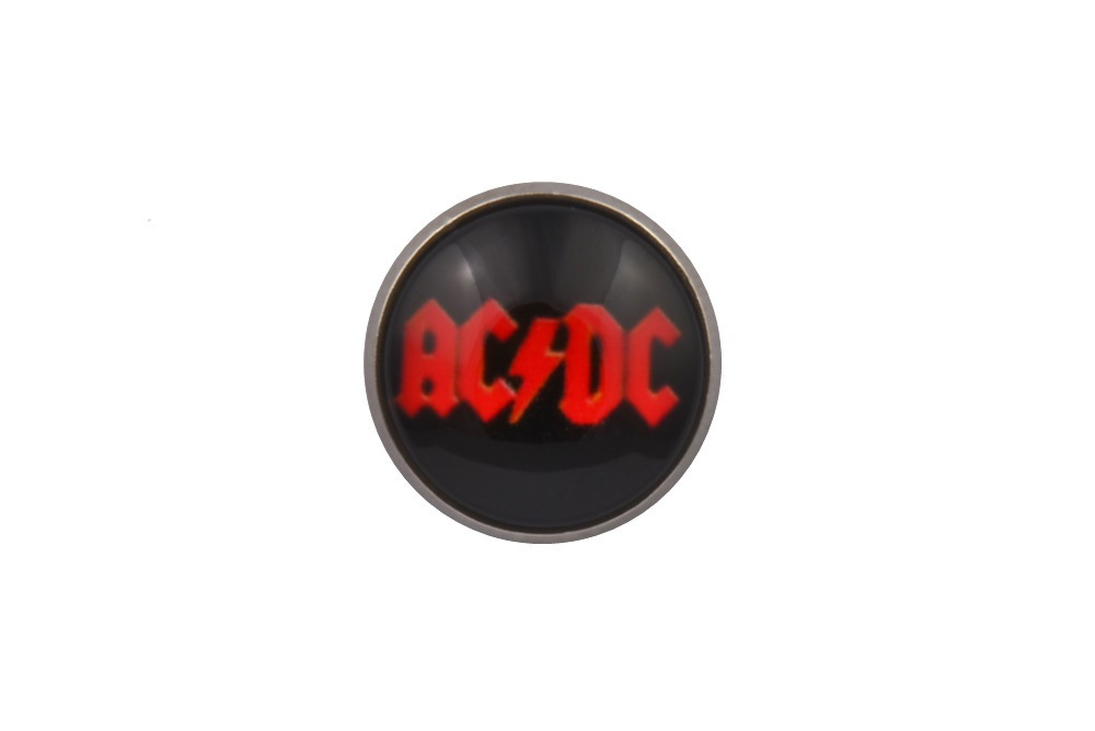ACDC Lapel Pin Badge