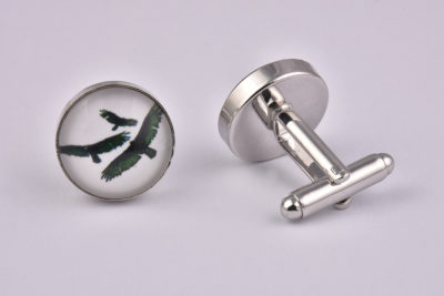 Crows Cufflinks