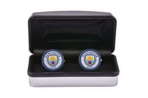 Manchester City FC Official Cufflinks