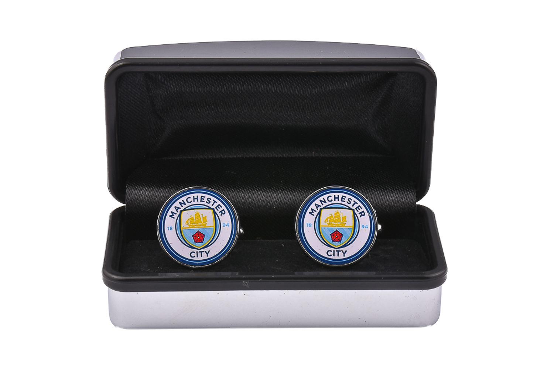 Manchester City FC Official Cufflinks