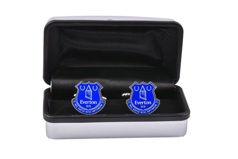 Everton FC White Official Cufflinks
