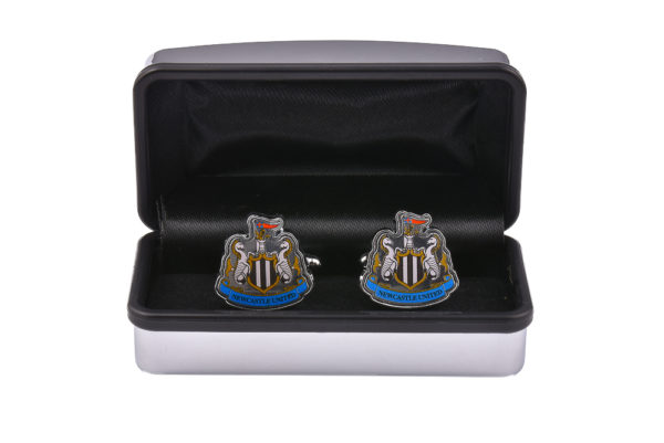 Newcastle United FC Official Cufflinks