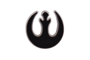 Star Wars Rebel Alliance Logo Lapel Pin Badge