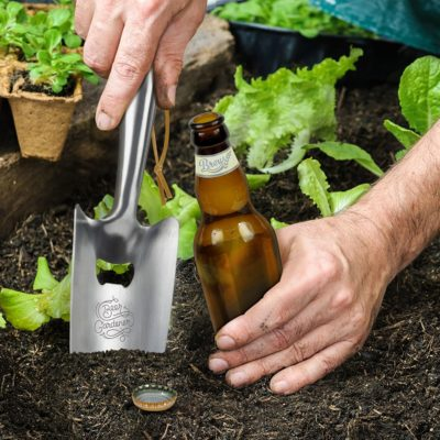 Beer Gardener Novelty Garden Tool Beer Bottle Opener
