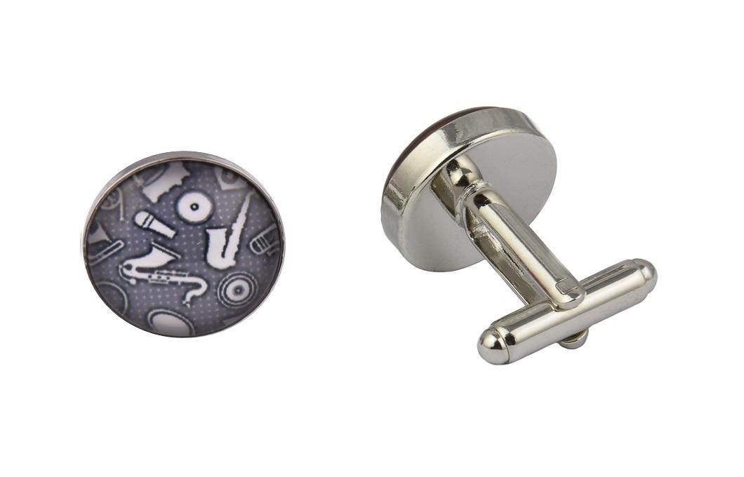 Musical Instruments Cufflinks