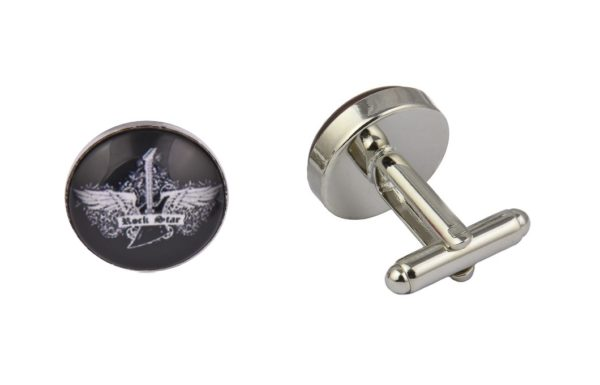 Rock Star Cufflinks