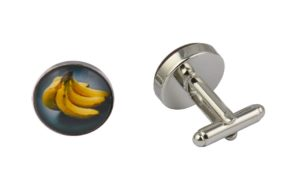 Bananas Cufflinks
