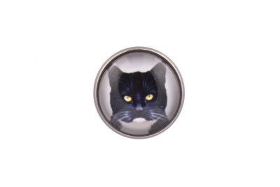 Cat Lapel Pin Badge