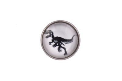 Velociraptor Dinosaur Lapel Pin Badge