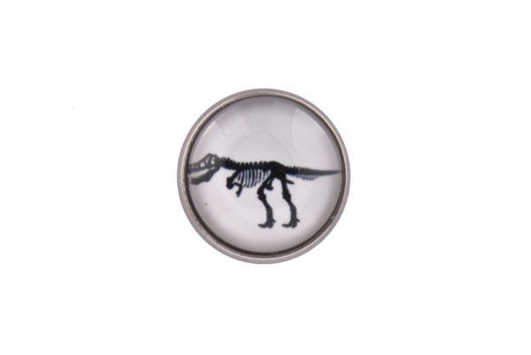 Tyrannosaurus Rex Dinosaur Lapel Pin Badge