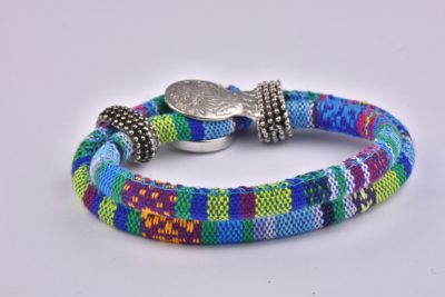 Light Mix Bohemian Ribbon Bracelet Collection