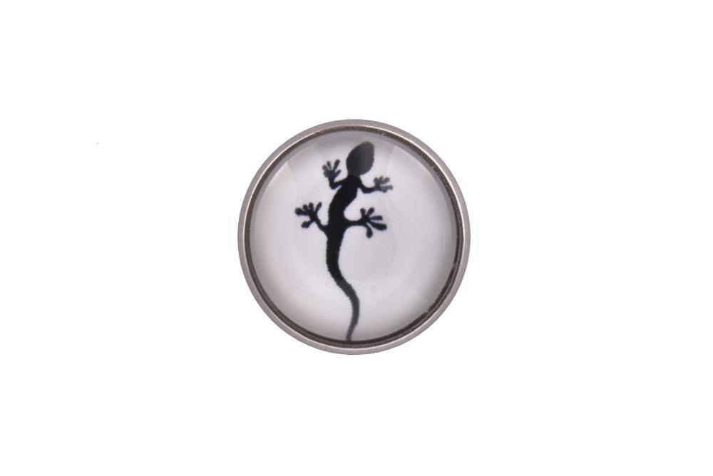 Salamander Lapel Pin Badge