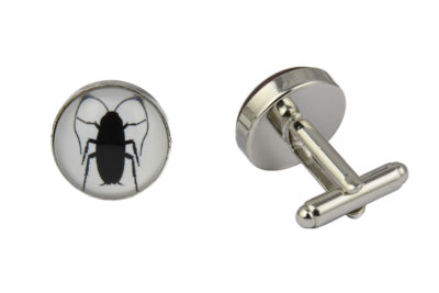 Cockroach Cufflinks