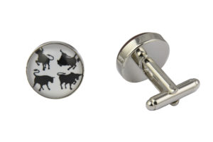 Bull Cufflinks