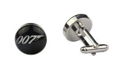 007 Spy Cufflinks