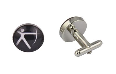 Olympic Archery Cufflinks