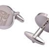 Silver Transformers Cufflinks