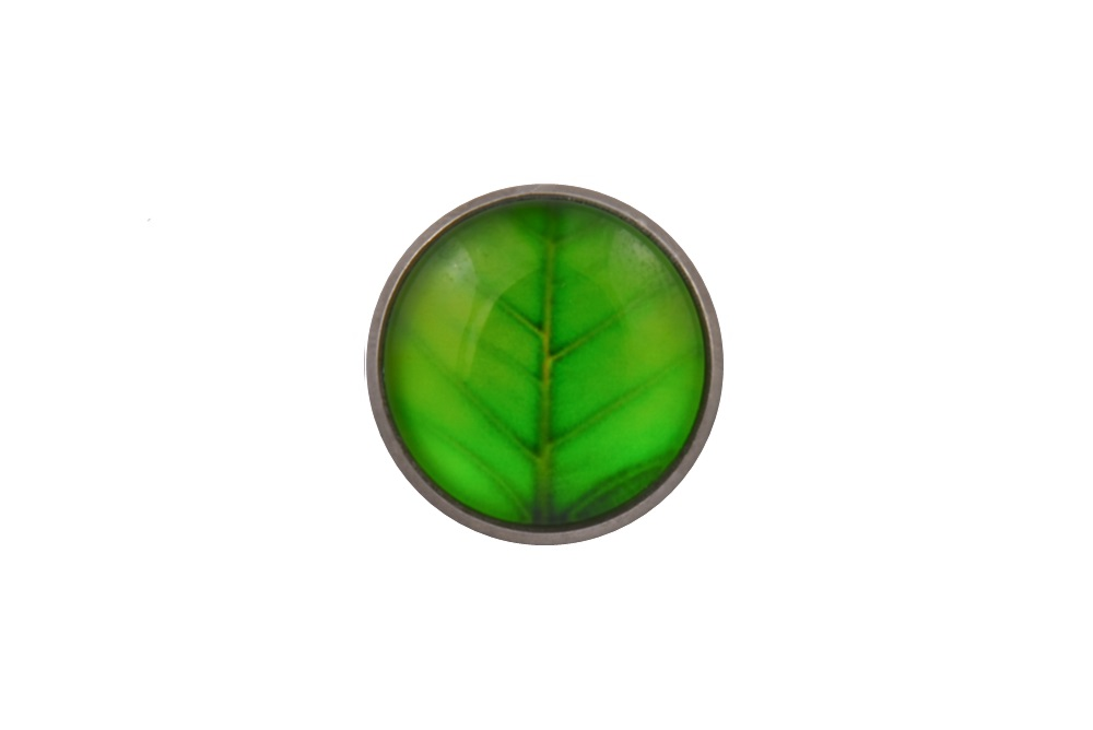 Leaf Lapel Pin Badge