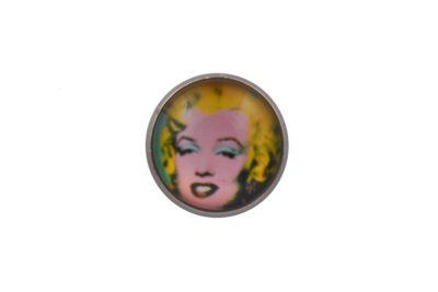 Marilyn Monroe Lapel Pin Badge