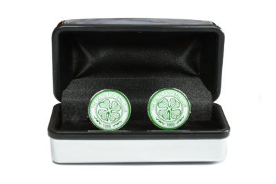 Celtic Football Club Official Cufflinks