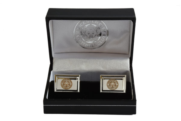 Leicester FC Official Cufflinks