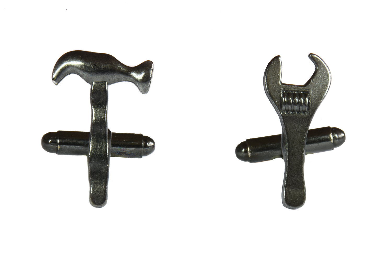Hammer and Spanner Tools Cufflinks