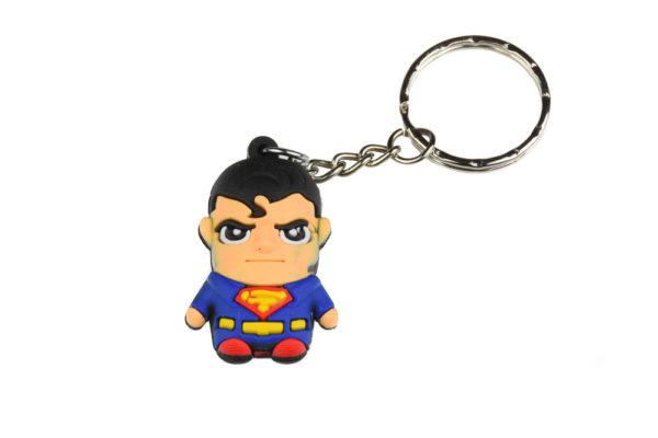 Superhero Superman Keyring