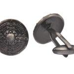 Viking Shield Cufflinks