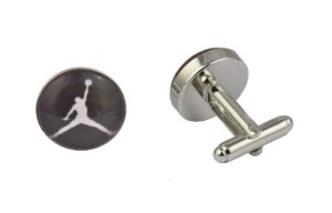 Basketball Player Cufflinks