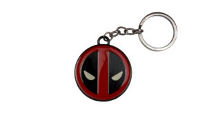 Superhero Deadpool Keyring