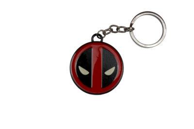 Superhero Deadpool Keyring
