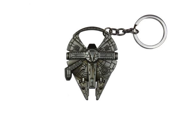 Star Wars Millennium Falcon Bottle Opener Keyring