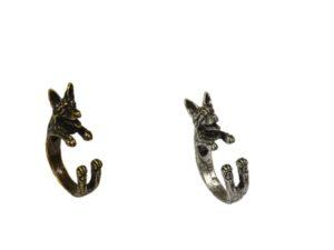 German Shepherd Dog Ring