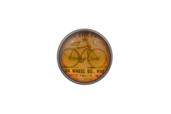 Vintage Bicycle Lapel Pin