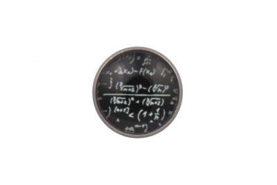Mathematics Lapel Pin Badge