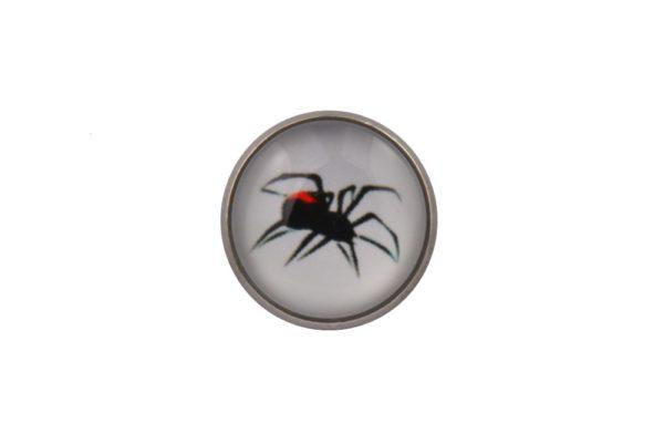 Redback Spider Lapel Pin